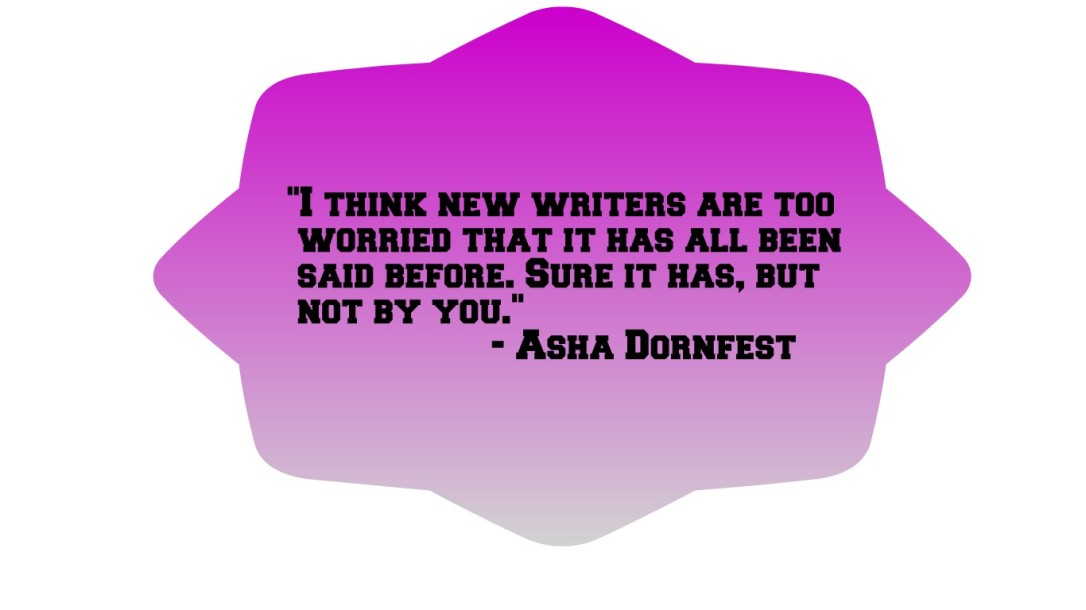 Asha Dornfest